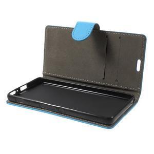 Cardy pouzdro na mobil Sony Xperia XA - modré - 7