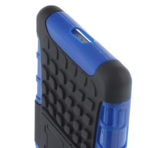 Outdoor odolný kryt pre mobil Sony Xperia Z2 - modrý - 7