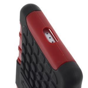 Outdoor odolný kryt pre mobil Sony Xperia Z2 - červený - 7