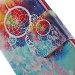 Pictu Peňaženkové puzdro pre Sony Xperia Z3 Compact - dream - 7/7