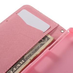 Knížkové puzdro pre mobil Sony Xperia Z3 Compact - love - 7