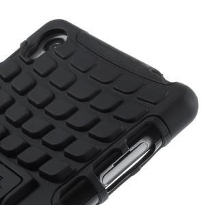 Outdoor ochranný kryt pre mobil Sony Xperia Z3 - čierny - 7