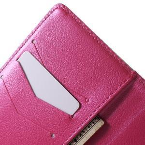 Emotive Peňaženkové puzdro pre Sony Xperia Z3 - srdce - 7