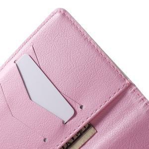 Emotive Peňaženkové puzdro pre Sony Xperia Z3 - sova - 7