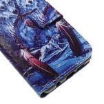 Standy peňaženkové puzdro pre Samsung Galaxy A3 (2016) - vlci - 7/7