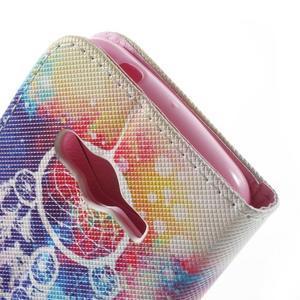 Peňaženkové puzdro pre Samsung Galaxy Trend 2 Lite - dream - 7