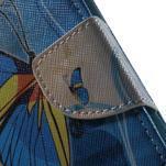Motive pouzdro na mobil Samsung Galaxy Trend 2 Lite - modrý motýl - 7/7