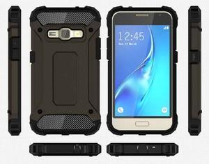 Armory odolný obal pre mobil Samsung Galaxy J1 (2016) - bronze - 7