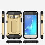 Armory odolný obal pre mobil Samsung Galaxy J1 (2016) - zlatý - 7/7