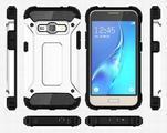 Armory odolný obal pre mobil Samsung Galaxy J1 (2016) - biely - 7/7