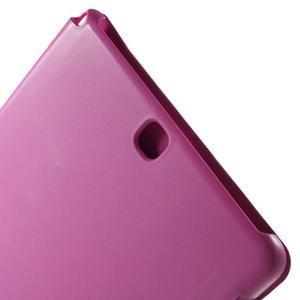 Trifold polohovatelné puzdro pre Samsung Galaxy Tab A 9.7 - rose - 7