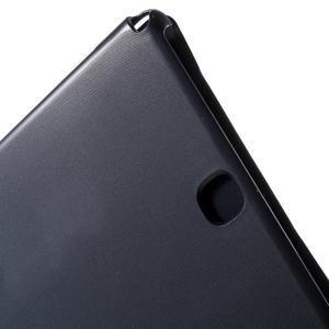 Trifold polohovatelné puzdro na Samsung Galaxy Tab A 9.7 - tmavo modré - 7