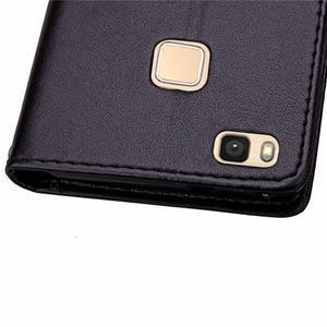 Cloverleaf penženkové puzdro na Huawei P9 Lite - čierne - 7