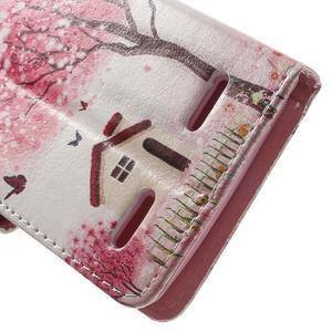Emotive peněženkové pouzdro na mobil Lenovo A6000 - domov - 7
