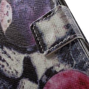 Emotive peňaženkové puzdro pre mobil Lenovo A6000 - cool mačka - 7