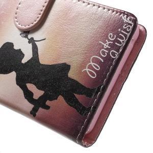 Emotive peňaženkové puzdro pre mobil Lenovo A6000 - dievčatko - 7