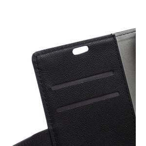Peňaženkové puzdro pre Lenovo Vibe K5 / K5 Plus - čierné - 7