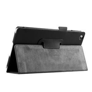 Dvojpolohové puzdro pre tablet Lenovo Tab 2 A8-50 - čierné - 7