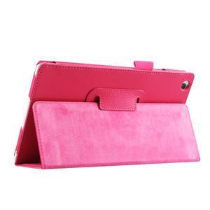 Dvojpolohové puzdro pre tablet Lenovo Tab 2 A8-50 - rose - 7