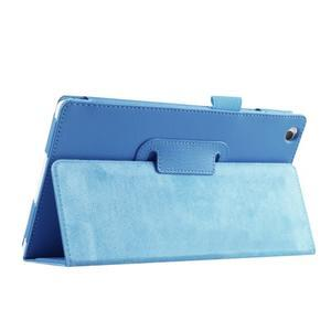 Dvoupolohové pouzdro na tablet Lenovo Tab 2 A8-50 - modré - 7