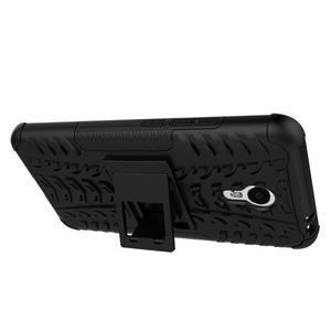 Outdoor odolný kryt na mobil Meizu M3 note - černý - 7