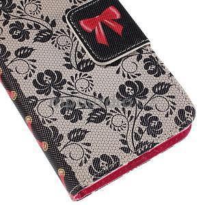 Peňaženkové puzdro Microsoft Lumia 535 - mašľa - 7