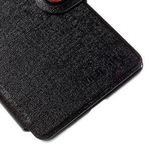 Solid puzdro na mobil Microsoft Lumia 535 - čierné - 7