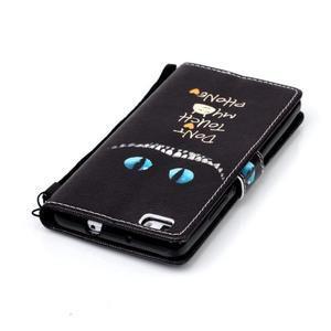 Peněženkové pouzdro Huawei Ascend P8 Lite - nedotýkat se - 7