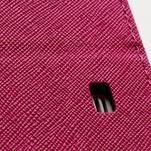 Fancy peňaženkové puzdro na Samsung Galaxy S4 -  rose - 7/7