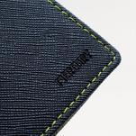 Fancy peňaženkové puzdro na Samsung Galaxy S4 - tmavo modré - 7/7