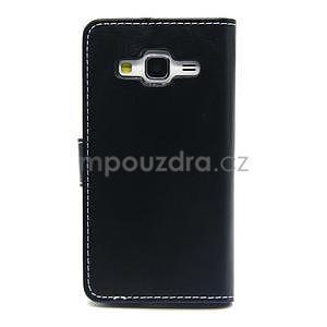Černé pouzdro na Samsung Galaxy Core Prime - 7