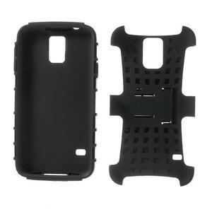 Outdoor odolný kryt na mobil Samsung Galaxy S5 - černý - 7