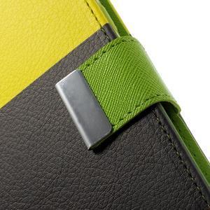 Colory PU kožené pouzdro na mobil Samsung Galaxy S5 - variant II - 7