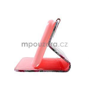 Peňaženkové puzdro pre Sony Xperia E4g - Eiffelova veža - 7