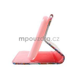 Peňaženkové puzdro pre Sony Xperia E4g - mandala - 7