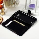 Peňaženkové puzdro na Sony Xperia E4g - UK vlajka - 7/7