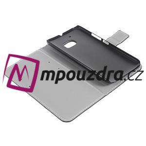 Horse PU kožené puzdro na mobil Huawei Y5 II - rose - 7