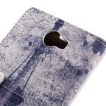 Emotive peněženkové pouzdro na Huawei Y6 II Compact - královská koruna - 7/7