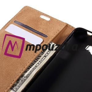 Emotive peněženkové pouzdro na Huawei Y6 II Compact - sovičky - 7