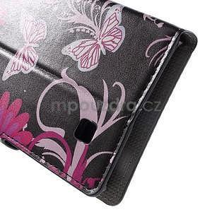 Peňaženkové puzdro pre LG G4c H525n - motýľe - 7