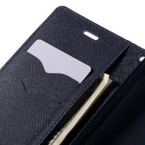 Diary štýlové puzdro na Asus Zenfone 2 Laser - fialové - 7