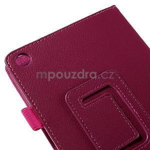 Koženkové puzdro pre tablet Asus ZenPad 7.0 Z370CG - rose - 7