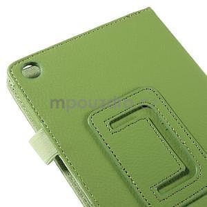 Koženkové puzdro na tablet Asus ZenPad 7.0 Z370CG - zelené - 7