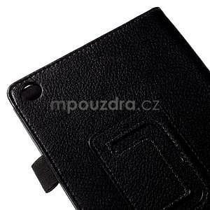 Koženkové puzdro pre tablet Asus ZenPad 7.0 Z370CG - čierne - 7
