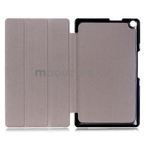 Trojpolohové puzdro pre tablet Asus ZenPad 8.0 Z380C - tmavomodré - 7