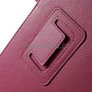 Safety polohovateľné puzdro pre tablet Asus ZenPad 8.0 Z380C - rose - 7