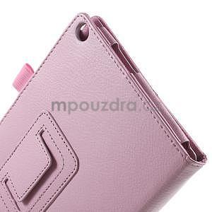 Safety polohovateľné puzdro pre tablet Asus ZenPad 8.0 Z380C - ružové - 7