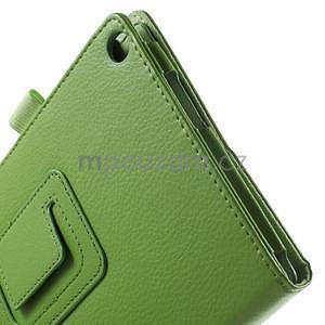 Safety polohovateľné puzdro pre tablet Asus ZenPad 8.0 Z380C - zelené - 7