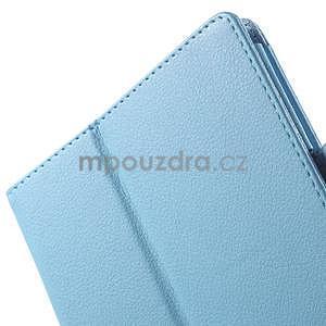 Safety polohovateľné puzdro na tablet Asus ZenPad 8.0 Z380C - svetlemodré - 7