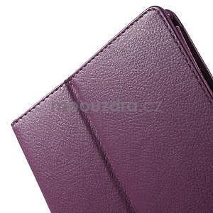 Safety polohovateľné puzdro na tablet Asus ZenPad 8.0 Z380C - fialové - 7